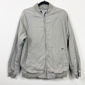 Vintage Rip Curl Lined Canvas Jacket Medium